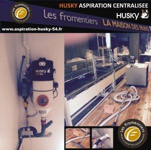 aspiration-centralisée-husky-pro-300-lavage-sol-les-fromentiers